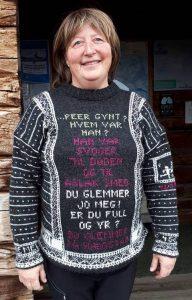458 Winnie Merete Hansen
